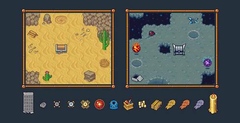 RPG tiles by Phoenix-849