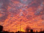 December Sunset by Studio-Methuselah