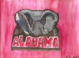 ROLL TIDE ROLL... by Mephonix