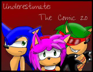 Understimate Title Page 2.0 by Mephonix
