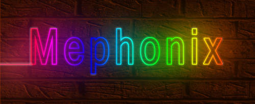 Neon Screen Name ID ($.50) a Piece. by Mephonix
