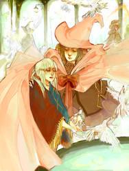 First magic by Aedsu