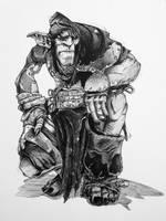 Styx : Master of Shadows by Midgar1103