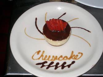 Mmmmm Cheesecake by StickFigurePro