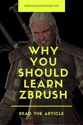 WHY YOU SHOULD LEARN ZBRUSH by ARTOFJUSTAMAN