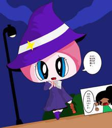 Little Witches Tamagotchi by KawaiiKirby420