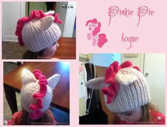 Pinkie Pie toque by Bee047
