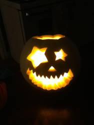 My crazy pumpkin by Bee047