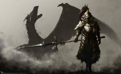 The Dragonslayer by Dawnweaver13