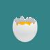 Broken egg by JTojnar