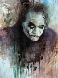 The Joker by oswalddent