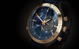 Timex Watch Render by abdelrahman
