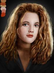 90s Barrymore by abdelrahman