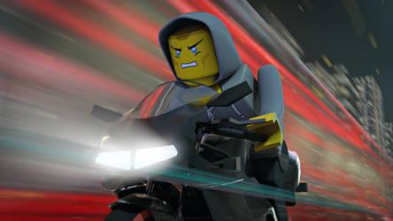 LEGO Rider by abdelrahman