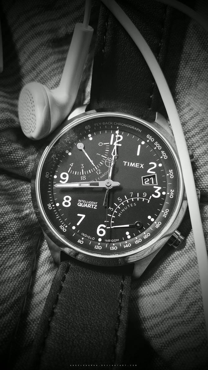 Dark Time by abdelrahman