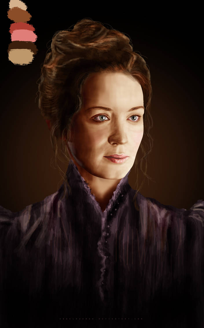 Emily Blunt | The wolfman by abdelrahman