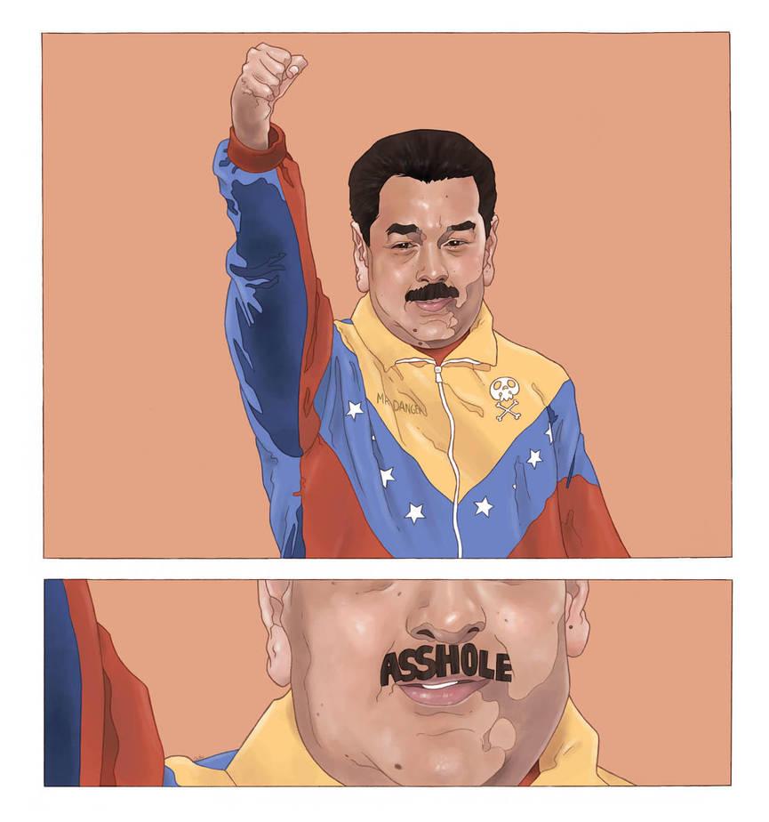 Maduro by QuilesART
