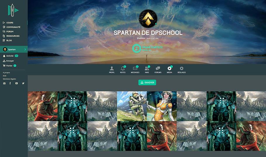 03-profil-galerie-digitalpainting by DesignSpartan
