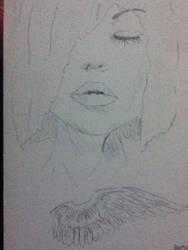 Drawing: Angels by fibertastic