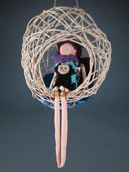fibertastic: Doll by fibertastic