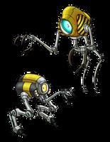 Maintenance Robots by ProdigyDuck