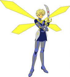 Senshi Neo Armour Uranus by Oakheart12
