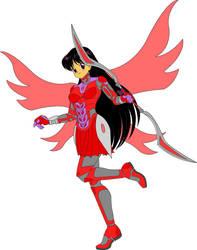 Senshi Neo Armour Mars by Oakheart12