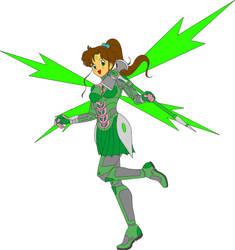 Senshi Neo Armour Jupiter by Oakheart12