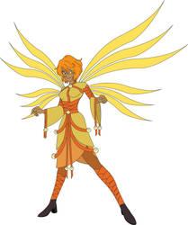 Sun fairy design by Oakheart12