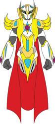 Divine alien robot revamp by Oakheart12