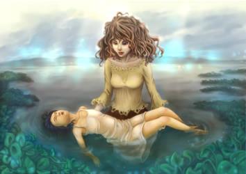 Mercedita by angsorbetes