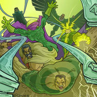 Sinister Six by ecaines