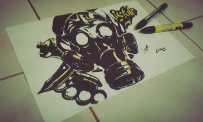 Mask by ProphecySQWERT