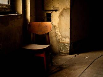 Take a Seat... I'll Be Back Soon by saabie