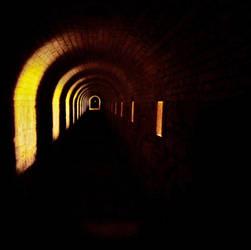 Corridor of Shadows by saabie