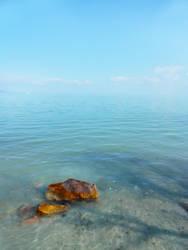 Hungarian Sea by saabie