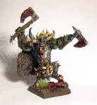 Avatars of War - Orc Warlord by loco1981