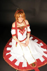 ToniXTempress as Sakura Kinomoto by Exotic-Kawaii