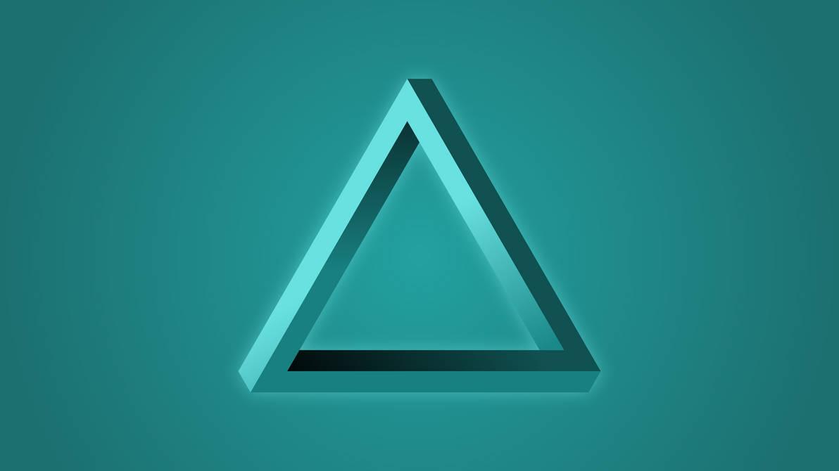 Impossible Triangle Wa...