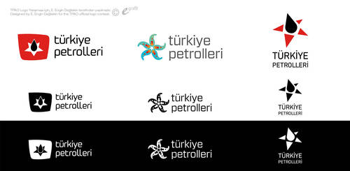 TPAO (Turkish Petroleum Corporation) Logos by Gra-FIT