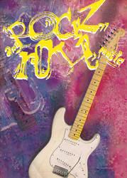 rock'n roll music - 2 by Gra-FIT