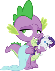 Spike from my Credit page. by PhucknuckL