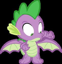 Spike Gets an Upgrade. by PhucknuckL