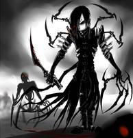 Dark claws by Corpse-boy