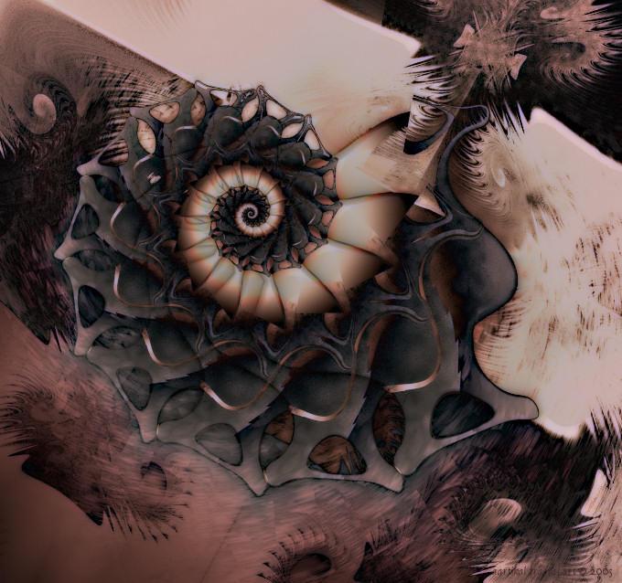 Shangri La by aartika-fractal-art