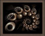 Copper Beans by aartika-fractal-art