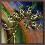 Over the Rainbow by aartika-fractal-art