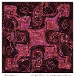 Gnarlesque 056 by aartika-fractal-art