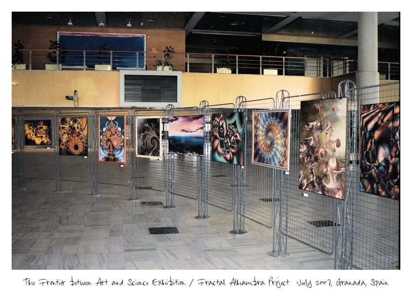 2000 Granada Exhibition 22 by aartika-fractal-art