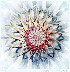 Flora by aartika-fractal-art